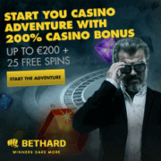 Bethard Casino banner 250x250