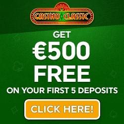 Casino Classic banner 250 x 250