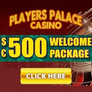 Players Palace Casino banner 250x250