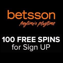 100 free spins & €100 free bet bonus - JACKPOT!