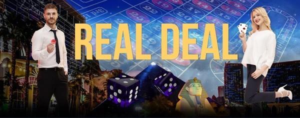 Live Dealer at Dream Jackpot Online Casino