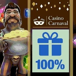 Casino Carnaval Review | Not Recommended!