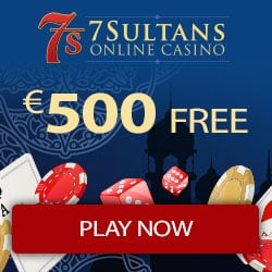 100 gratis spins and $500 free play bonus