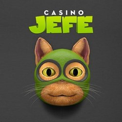 Casino Jefe (casinojefe.com) - 11 free spins bonus no deposit required