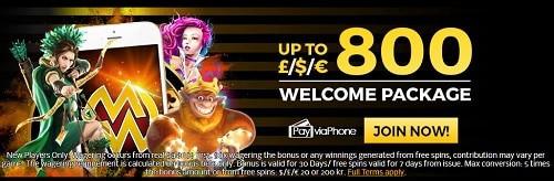 MobileWins.co.uk free bonus
