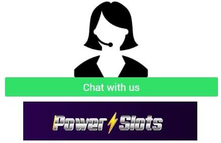 Power Slots Casino support