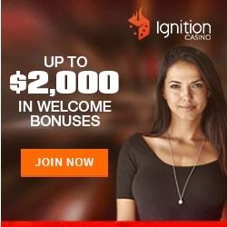 Ignition [register & login] $10 no deposit + $2000 free bonus