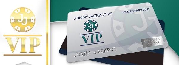 Jonny Jackpot VIP Bonuses