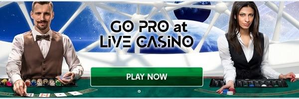 GoPro Casino Live Betting