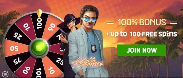 Spin and Win Casino welcome bonus offer