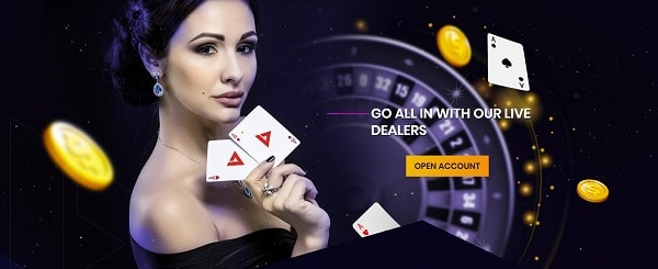 Casiplay Casino Real Dealer