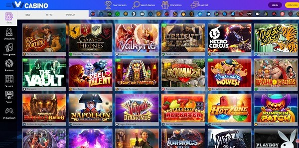 Play your favourite games with free spins now!