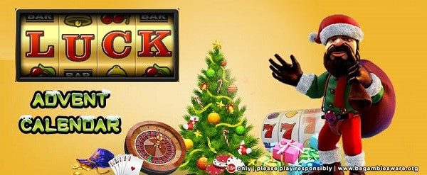 Casino Christmas Bonus Calendars & Advent Promotions 2019