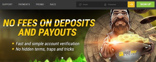 Fast payout casino