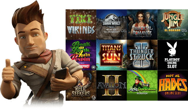 All Slots Casino (Microgaming & NetEnt) Online Games