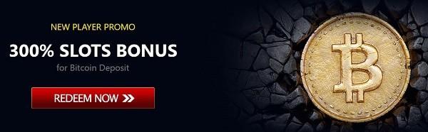 Claim 300% Bitcoin Bonus!