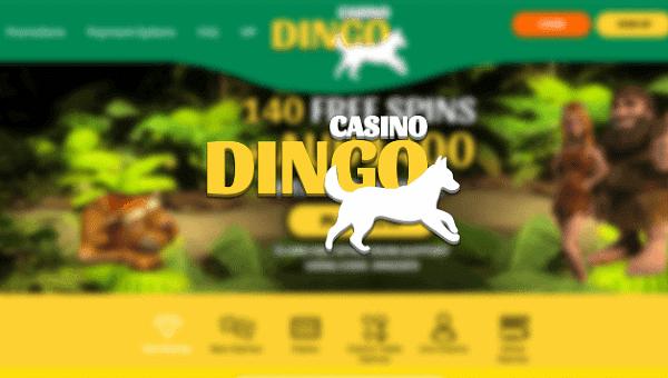 Casino Dingo gratis spins, free bonuses, promo codes