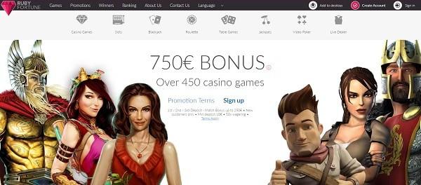 $750 bonus money and 20 no deposit free spins (exclusive)