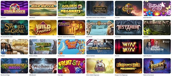 Casino Room free play games