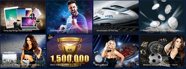 The best casino games