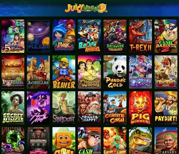 Juicy Vegas RTG Casino free bonus code