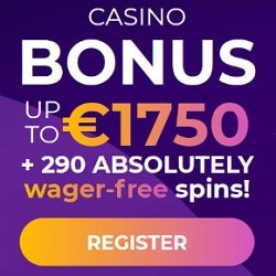 Register now and claim your bonus!
