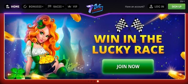 Win in the Lucky Race