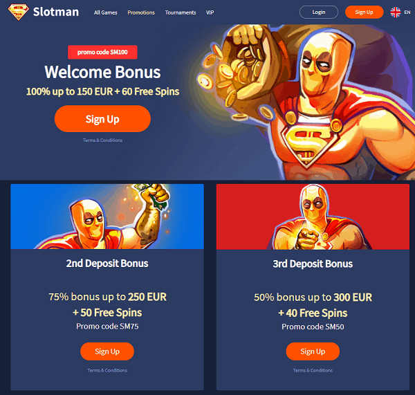 Welcome Bonus, Cashback, VIP Rewards
