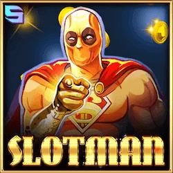 Slotman Casino logo 250x250