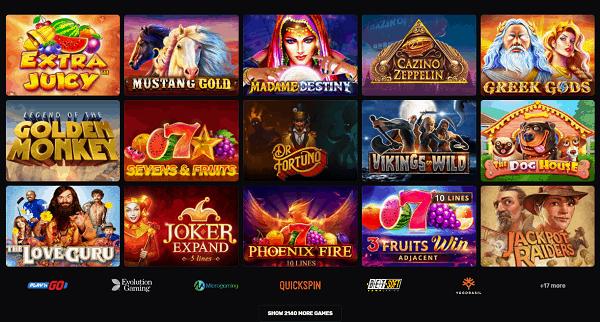 Play New Slots and Jackpot Games!