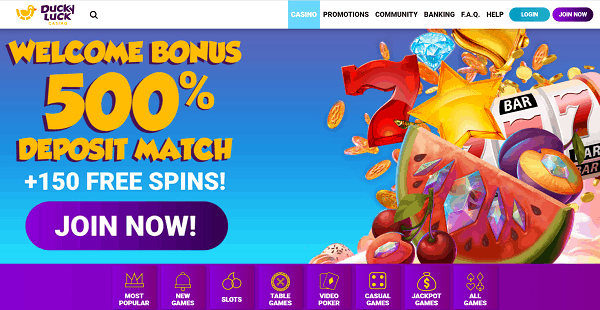 500% bonus and 150 free spins no deposit