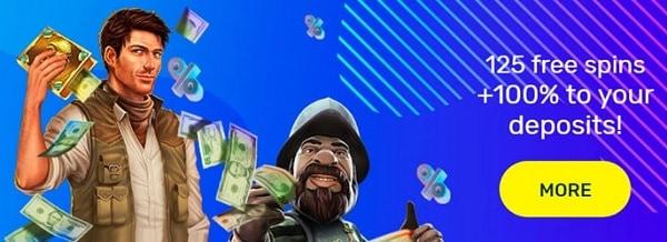Lucky Bird Casino 50 free spins no deposit required