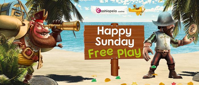 Happy Sunday Free Spins
