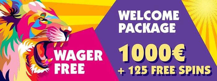 Wager Free Bonus