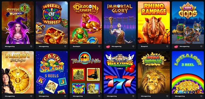 Boomerang Casino 50 Free Spins