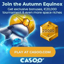 Casoo Casino banner 250x250